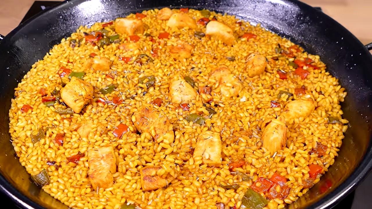 Arroz con Pollo al Curry